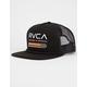 RVCA Caserma Mens Trucker Hat