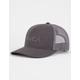 RVCA Curved Bill Mens Trucker Hat