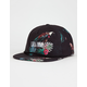 LIRA Feather Unconstructed Mens Snapback Hat