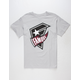 FAMOUS STARS & STRAPS Salute Mens T-Shirt