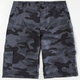 SUBCULTURE Camo Hybrid Boys Shorts