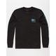 RVCA Flipped Box Boys T-Shirt