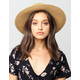 Sonoma Womens Straw Boater Hat