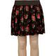FULL TILT Rose Bubble Skirt