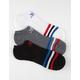 ADIDAS Originals 3 Pack Mens No Show Socks