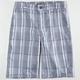 VALOR Austin Hybrid Boys Shorts
