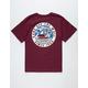 VANS Bear Patch Boys T-Shirt