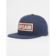 CAPTAIN FIN Naval Captain Mens Snapback Hat