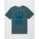 NEFF x STAR WARS R01 Crest Mens T-Shirt