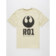 NEFF x STAR WARS R01 Crest Mens T-Shirt