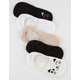Kitty No Show 5 Pack Womens Socks