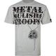 METAL MULISHA Tags Mens T-Shirt