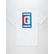 GRIZZLY Center Court Mens T-Shirt