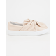 QUPID Knotted Womens Shoes