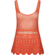 LOST Florence Crochet Women Tank
