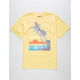 HURLEY Coast Modern Mens T-Shirt