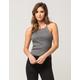 FULL TILT Essential Ribbed Womens Sweater Tank