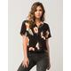 VOLCOM Fox Tail Palm Womens Shirt