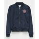 FULL TILT Embroidered Girls Bomber Jacket