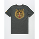 RVCA Bolt Tiger Mens T-Shirt