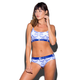 ETHIKA Blue Willow PullOver Bra