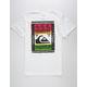 QUIKSILVER Wallstreet Mens T-Shirt