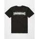 HOONIGAN Spark Plug Censor Bar Mens T-Shirt