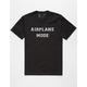 DILASCIA Airplane Mode Mens T-Shirt
