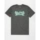 RVCA Charded Mens T-Shirt