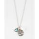 FULL TILT Tree/Stone Cluster Necklace