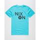 NIXON Everlast Mens T-Shirt
