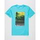 NIXON Gamma Ray Mens T-Shirt