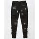 UNCLE RALPH Moto Zip Boys Cargo Jogger Pants
