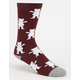 GRIZZLY Repeat Mens Socks