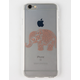 ANKIT Rose Elephant iPhone 6 6S Case