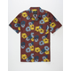 SHOUTHOUSE Wallflower Camp Mens Shirt