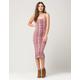 BILLABONG Share Joy Midi Dress