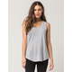 OTHERS FOLLOW Womens Pocket Tank