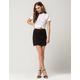 FULL TILT Twist Front Skirt