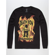DEATH ROW RECORDS Flame Mens T-Shirt