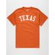 WELL WORN Texas Athletics Mens T-Shirt