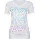 YOUNG & RECKLESS Cursive Gradient Womens Tee