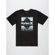 HURLEY Up Fade Mens T-Shirt