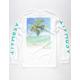ASPHALT YACHT CLUB Venetian Palm Mens T-Shirt
