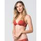 REEF Netted Push Up Underwire Bikini Top