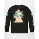 ASPHALT YACHT CLUB Palm Girl Mens T-Shirt