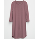 FULL TILT Quarter Sleeve Girls Dress