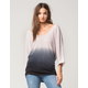FREE PEOPLE Strawberry Womens Top