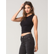 FREE PEOPLE Cropped Womens Muscle Tank
