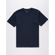 BLUE CROWN Mens Classic Heavyweight T-Shirt